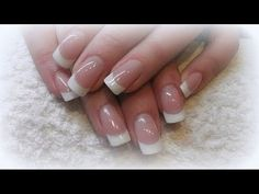 Tutorial How to Gel nail step by step
