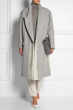 obsessed with this oversized coat