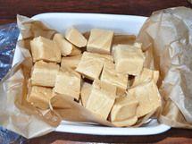 Condensed Milk Fudge