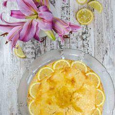 Zitronen-Milchreis-Tarte: So sieht der Sommer aus