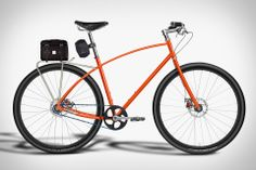 Budnitz x Uncrate Limited Edition Bike | Uncrate