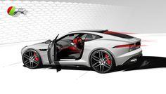 2014 Jaguar F-Type Coupe [20th Nov, 2013]