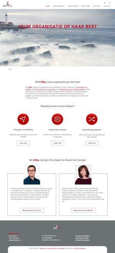 An Wens Webdesign - Nieuwe website voor Mindflow Website