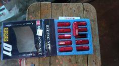 Jual baut roda d1 spec -warna merah -ukuran 1,5mm -isi 20pcs -untuk mobil,tomato wtc 082210151782