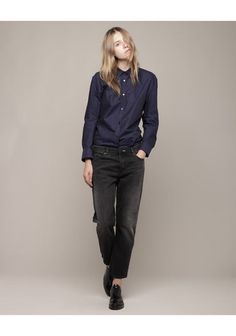 Button up oxfords by ACNE
