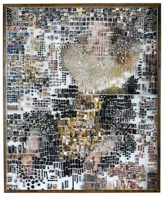 The Peculiar Fragmented Portraiture of Michael Mapes   http://www.yatzer.com/michael-mapes