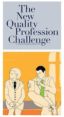 The New Quality Profession Challenge - Chartered Quality Institute Organizational Leadership, Operational Excellence, Psychology, Challenges, Psicologia