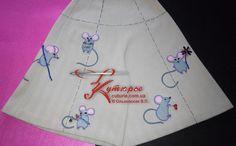 готовая бесплатная выкройка мышки Дольче Габбана фото 1