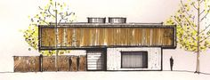 Image 20 of 20 from gallery of CASA22 / Hola Arquitetura. Sketch