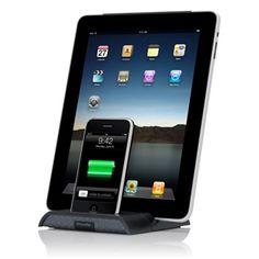 Base Dock para iPhone, iPod y iPad