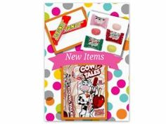 New items @ the candy store in Gillette WY!