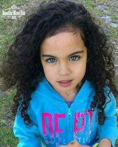 Alanna - 4 Years  Puerto Rican, Filipino, Italian & African American ❤ FOLLOW @beautifulmixedkids on instagram WWW.STYLISHKIDSAPPAREL.COM