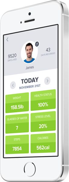 OptimizeMe - Life, Health and Fitness Quantified Self Tracking and Improvement. Quantified Self, Health Fitness, Mood, Digital, Life, Fitness, Health And Fitness