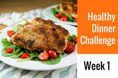 Challenge Starts Soon! Meal Plan and Shopping List InsideWe're just a few days away from the start of the Healthy Dinner Challenge and we couldn't be more excited...