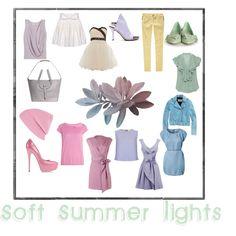 """Soft Summer Lights"" by ashleyrhardt on Polyvore"