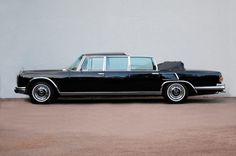 1968 Mercedes-Benz Pullman Landualet