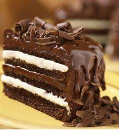 A Glorious Chocolate Cake #FoodPorn Chocolate Cake, I want you inside of me.