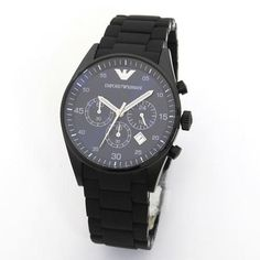 Emporio Armani Mens Watch AR5921  Visit: https://www.watchista.co.uk/collections/armani-men/products/emporio-armani-mens-watch-ar5921