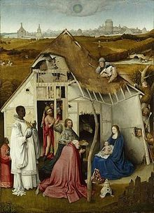 Adoration of the Magi - Wikipedia, the free encyclopedia