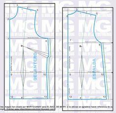 Manta Guajira para la ciudad o Falsa túnica   EL BAÚL DE LAS COSTURERAS Make Your Own, Sewing Crafts, Pattern, Ideas Para, Costumes, Quilts, Summer, Closet, Sewing Techniques