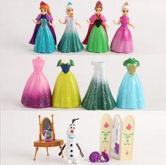 $10.28 (Buy here: https://alitems.com/g/1e8d114494ebda23ff8b16525dc3e8/?i=5&ulp=https%3A%2F%2Fwww.aliexpress.com%2Fitem%2F13pcs-set-snow-queen-elsa-ANNA-Dress-girl-toy-play-house-Dress-Up-Toys-20150815%2F32529514150.html ) 5% 13pcs/set snow queen elsa ANNA Dress girl toy play house Dress Up Toys 20150815 WJ02 for just $10.28