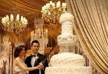 Top 13 Most Beautiful Huge Wedding Cakes
