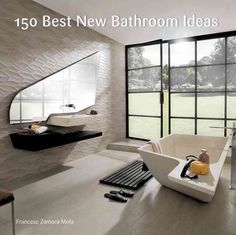 For homeowners and architects alike, an irresistible collection of hundreds of inspirational full-color profiles of 150 of the most exciting contemporary bathroom designs. Showcasing an extensive coll
