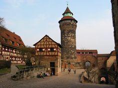 Kaiserburg Nürnberg Missing Home, Beau Site, Germania, Famous Castles, Antalya, Bavaria, Austria, Switzerland, Places Ive Been