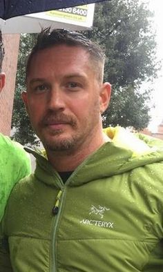 Tom Hardy - London, May 11th 2016