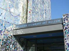 American Visionary Art Museum. Baltimore, MD