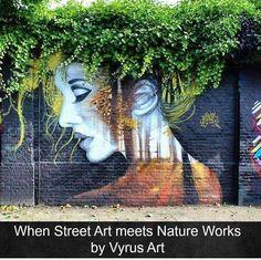Akshay Kumar Mangla on - Straßenkunst, Street Art, Graffiti, Mural . 3d Street Art, Urban Street Art, Murals Street Art, Amazing Street Art, Street Art Graffiti, Mural Art, Street Artists, Amazing Art, Amazing Nature