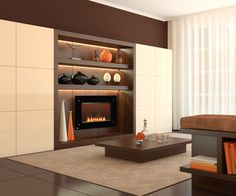EF39 Electric Fireplace