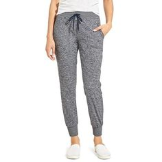 Athleta Women Flux Jogger ($79) ❤ liked on Polyvore featuring activewear, activewear pants, black heather, athleta, jogger sweat pants, jogger sweatpants, sweat pants and athleta sportswear