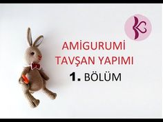 Rabbit Making Part 1 (Amigurumi Lessons Knitted Rabbit Video Tutori … – MyHeartLife Rabbit Gif, Crochet Abbreviations, Needle Felting, Bunny, Christmas Ornaments, Holiday Decor, Youtube, Home Decor, Boy Doll