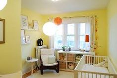 Image result for yellow boy nursery