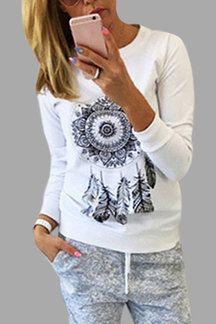 12f98b657b656 Raglan Sleeves T-Shirt With 0 Tits Print - US 16.95