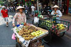 Saigon, Vietnam by Manuel ROMARÍS