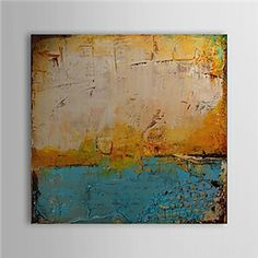Oil Paintings - Abstract Paintings - Hand Painted Oil Painting Abstract 1304-AB0471