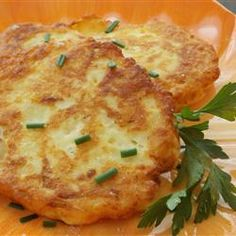 Old Fashioned Potato Cakes. Added a little milk and these were a hit. Good way to use left over mashed potatoes.