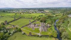 Kells Priory, Co. Kilkenny, Ireland