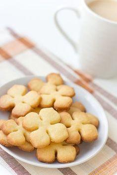 Biscotti Semolino, Cocco E Limone