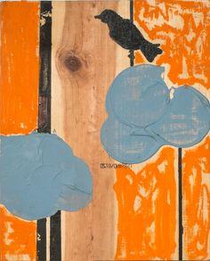 """Tree Bird Study"" by Darwin Arevalo"