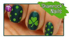 Shamrock Nails - HannahRoxNails
