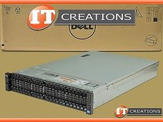 DELL R720XD SERVER 3.5 E5-2690 2.9GHZ 128GB 8 X 300GB 10K SAS H310