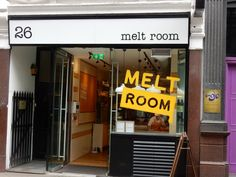 """""""Five Cool Places to Eat in London"""" by Family Travel Times"""