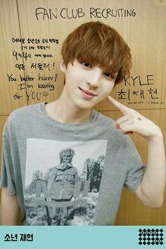 Jaehyun - Boys24