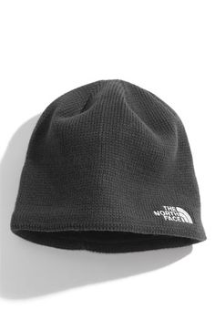 83b88e75246 The North Face  Bones  Fleece Lined Beanie available at  Nordstrom Tactical  Wear