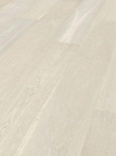 SAGA Wideplank Oak Elegant White | SAGA Parkett