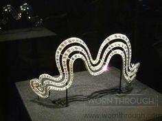 Cartier Diamond and Platinum Hair ornament, owned by Lila Vanderbilt Sloane Field