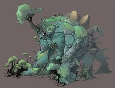 Elemental forest god - Google Search